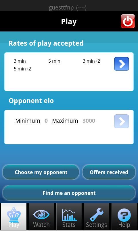 SimpleChess (Online)- screenshot