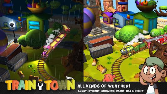 Train Town: Build & Explore v1.0