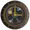 Guns Clock Widget icon
