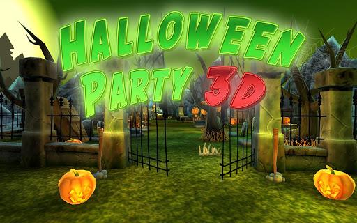 Halloween Party 3D