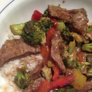 Teriyaki Beef with Broccoli