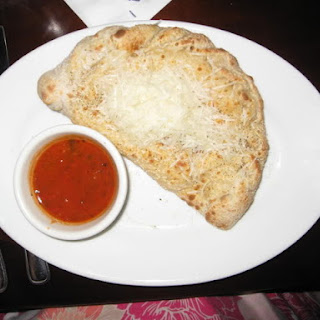 Chicken Florentine Calzone- Tony's Town Square