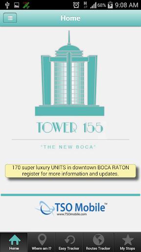 TSO Tower 155