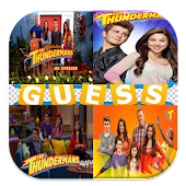 The Thundermans GuessWord Game