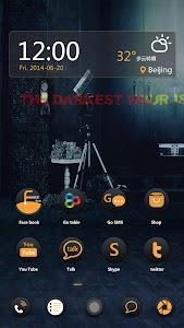 Before The Dawn GO Theme v1.0