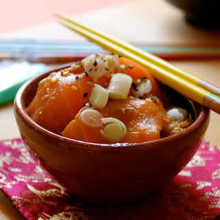 Japanese-style Ceviche.