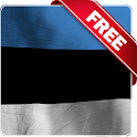 Estonia flag lwp Free icon
