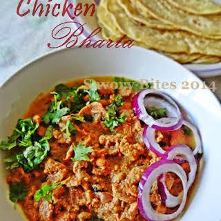 Chicken Bharta.
