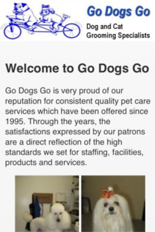 Go Dogs Go