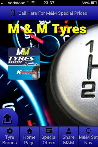 M M Tyres