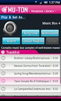 Screenshot of Music Box Library4(MU-TON)
