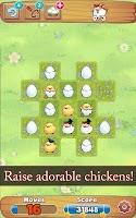Screenshot of Chicken Scramble