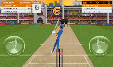 Stick Cricket Premier League for andriod download