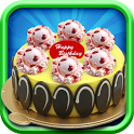 Ice Cream Cake-Cooking games icon