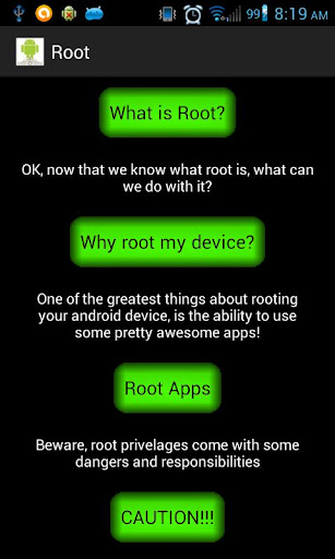What About Root