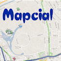 Mapcial Free logo