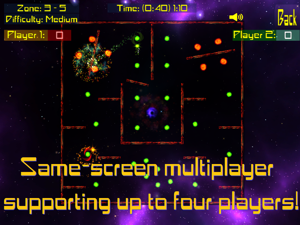Starbit Twist Free- screenshot