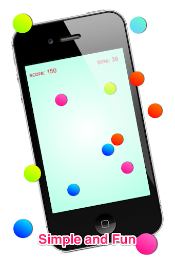 Dots Tapping: Fun Finger Free