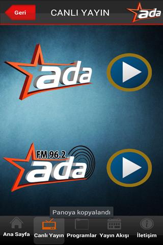 ADA TV
