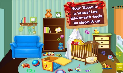 Download Baby Room Clean Up APK On PC Download Android APK GAMES APPS
