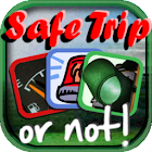 Safe Trip or Not icon
