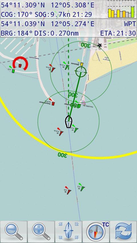 Marine Navigator Screenshot 2