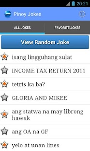 Pinoy Jokes - screenshot thumbnail