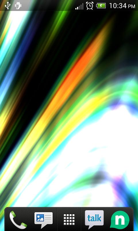 Abstract stripes FULL LWP - screenshot