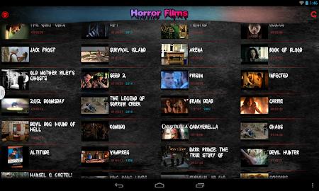 Horror Movies Free 1.0 screenshot 218232
