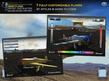 Breitling Reno Air Races Screenshot 12
