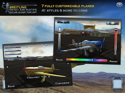 Breitling Reno Air Races Screenshot 12