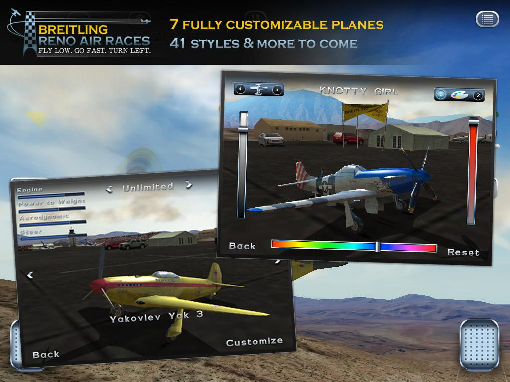 Breitling Reno Air Races - screenshot