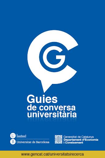 Guies conversa universitària
