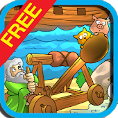Noah`s Shooting Catapult Free
