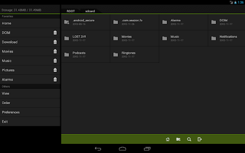 Fo File Manager screenshot 7