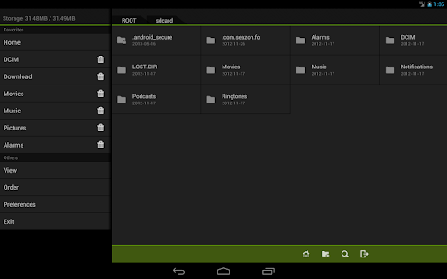 Fo File Manager- screenshot thumbnail