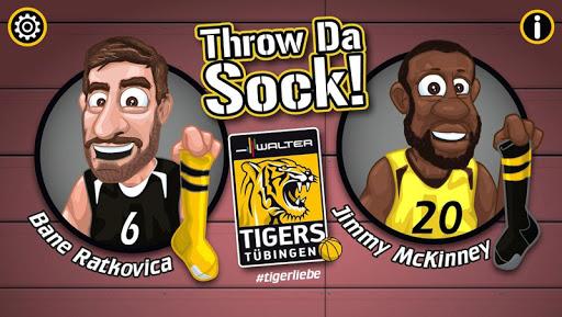WALTER Tigers - Throw Da Sock