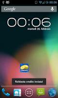 Screenshot of Credito Telefonico