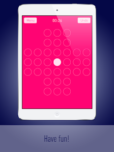 Peg Solitaire- screenshot thumbnail