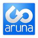 GoAruna Files logo