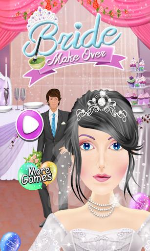 美麗的新娘女孩遊戲