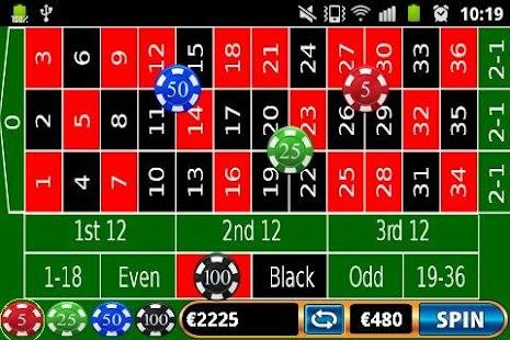 Las Vegas Roulette Online - screenshot thumbnail