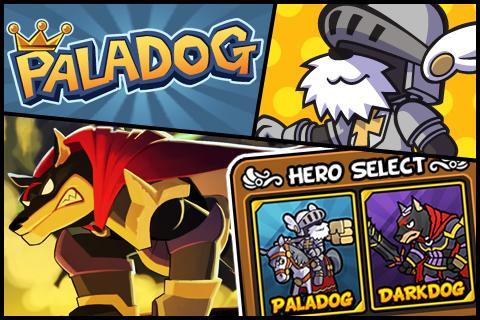 الان اللعبة الجديدة من العاب الدفاع المسلية والقوية  Paladog v2.0.6