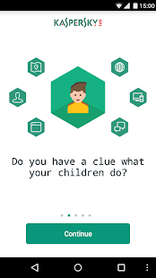 Kaspersky Safe Kids. Beta - screenshot thumbnail