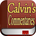 Calvin's Bible Commentaries icon