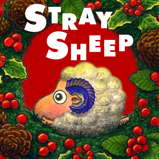 ストレイシープ ポーのクリスマス (ひつじのえほん) 教育 LOGO-玩APPs