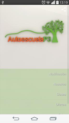 Autoescuela P3