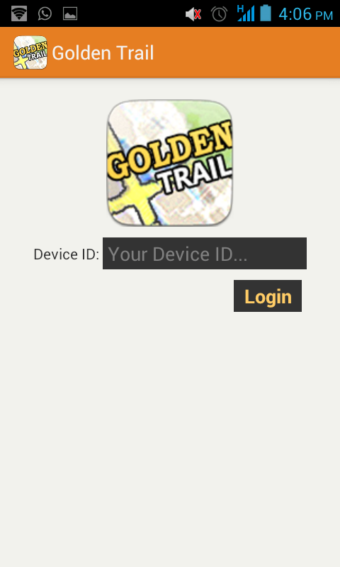 GoldenTrail- screenshot