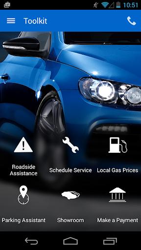 Reydel Volkswagen DealerApp