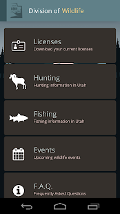 Utah Hunting and Fishing- screenshot thumbnail